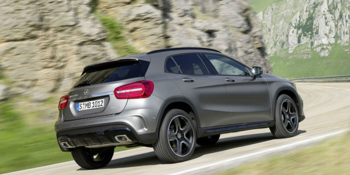 motorbit test drive mercedes benz gla 250 4matic un nuevo terreno. Black Bedroom Furniture Sets. Home Design Ideas