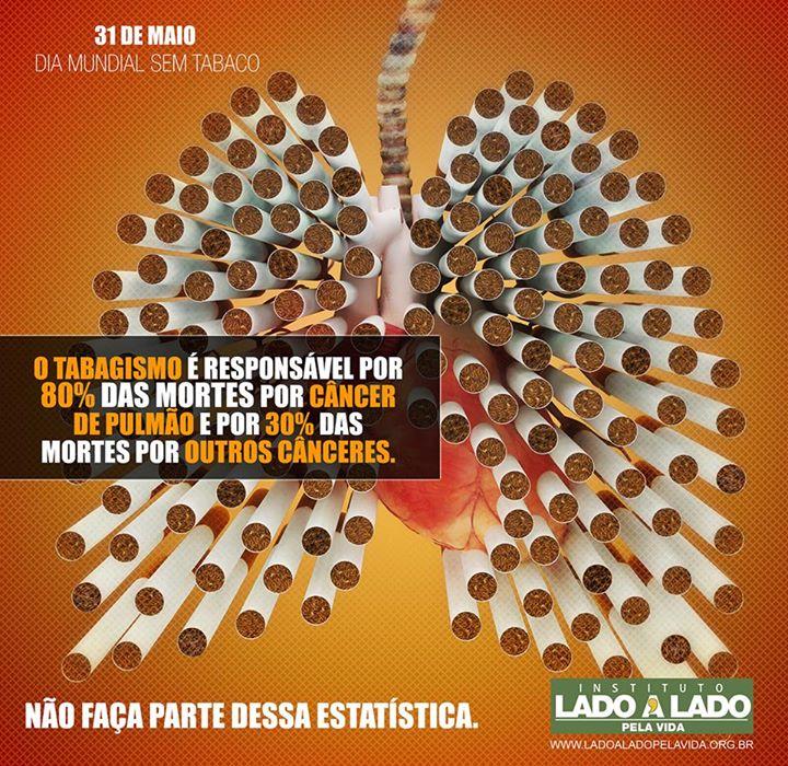 Semana mundial sem tabaco
