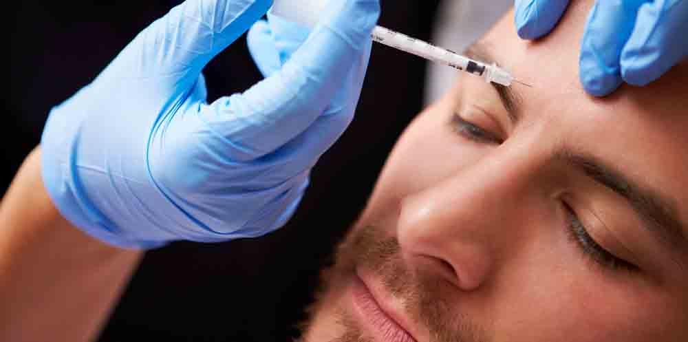 Toxina botulínica é eficiente para quem transpira demais