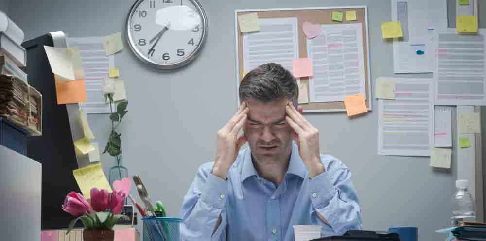 Lidando com o estresse no ambiente profissional