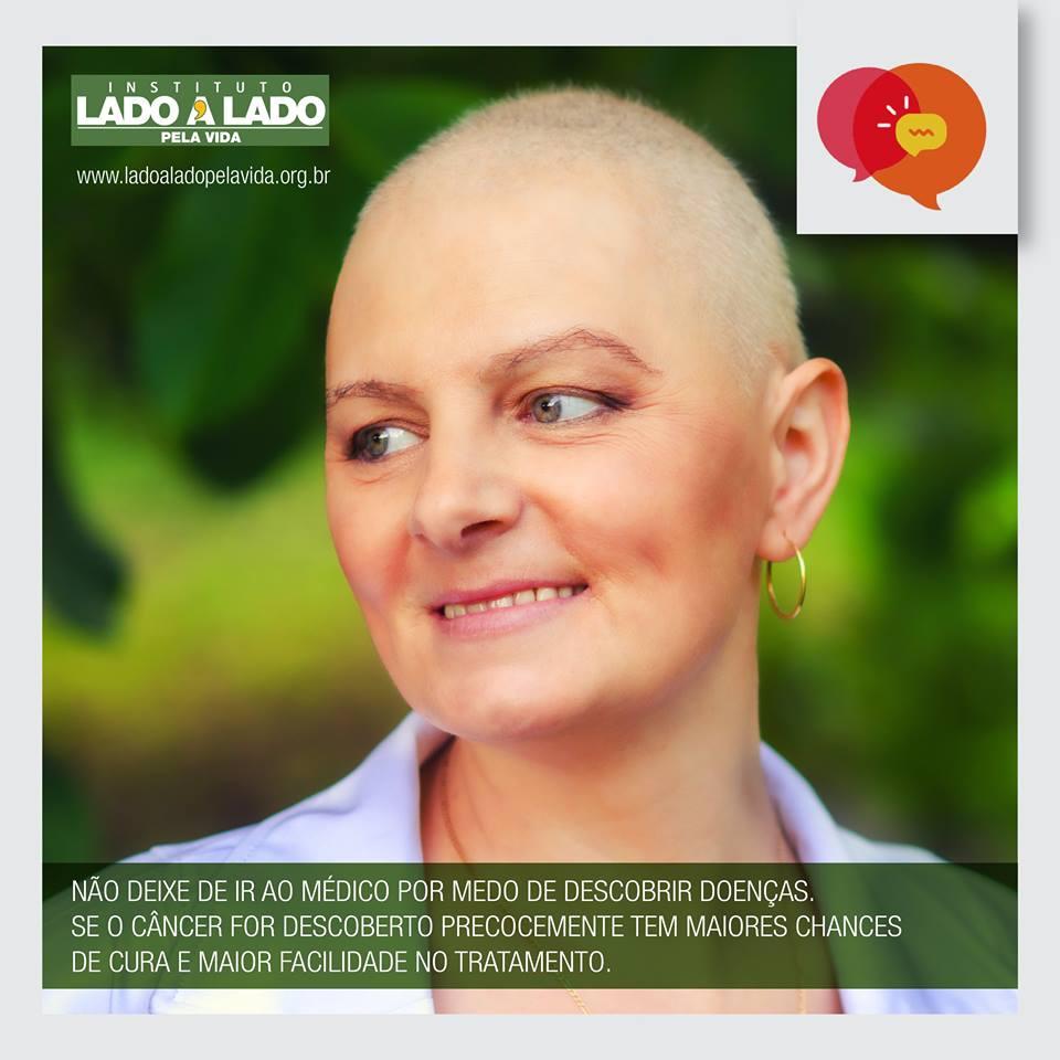 Combate ao câncer - Saúde da mulher