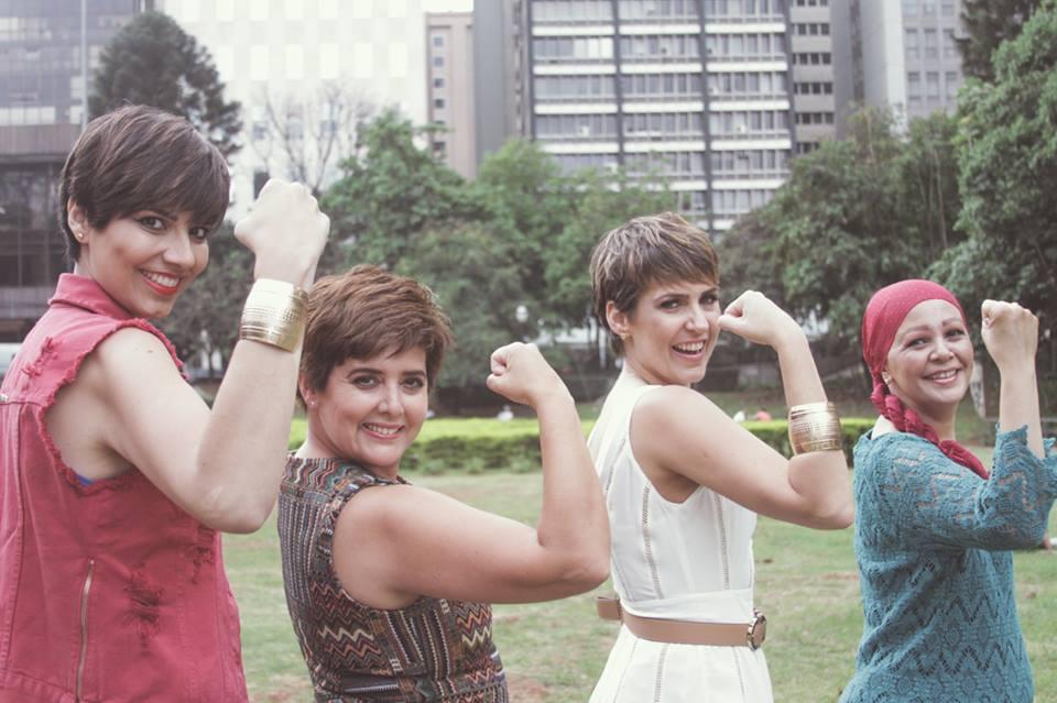"""Websérie """"Super-Heroínas"""" celebra a força e beleza de mulheres com câncer"""