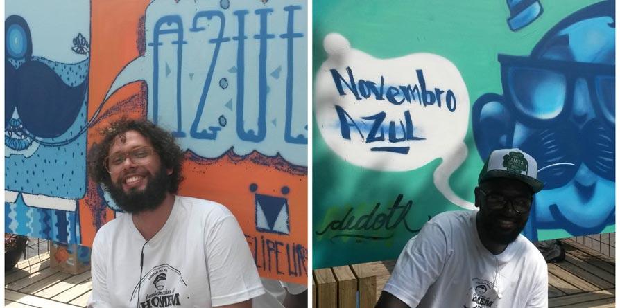Ações do Novembro Azul procuram atingir diferentes públicos