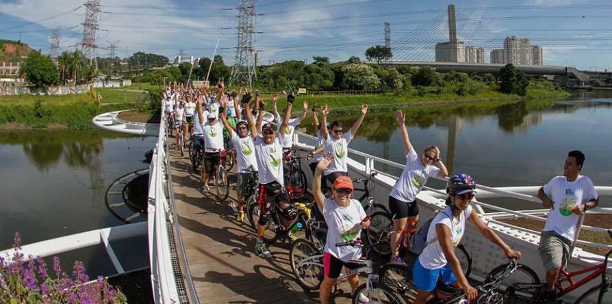Vou de Bike: um passeio ciclístico em prol da sustentabilidade