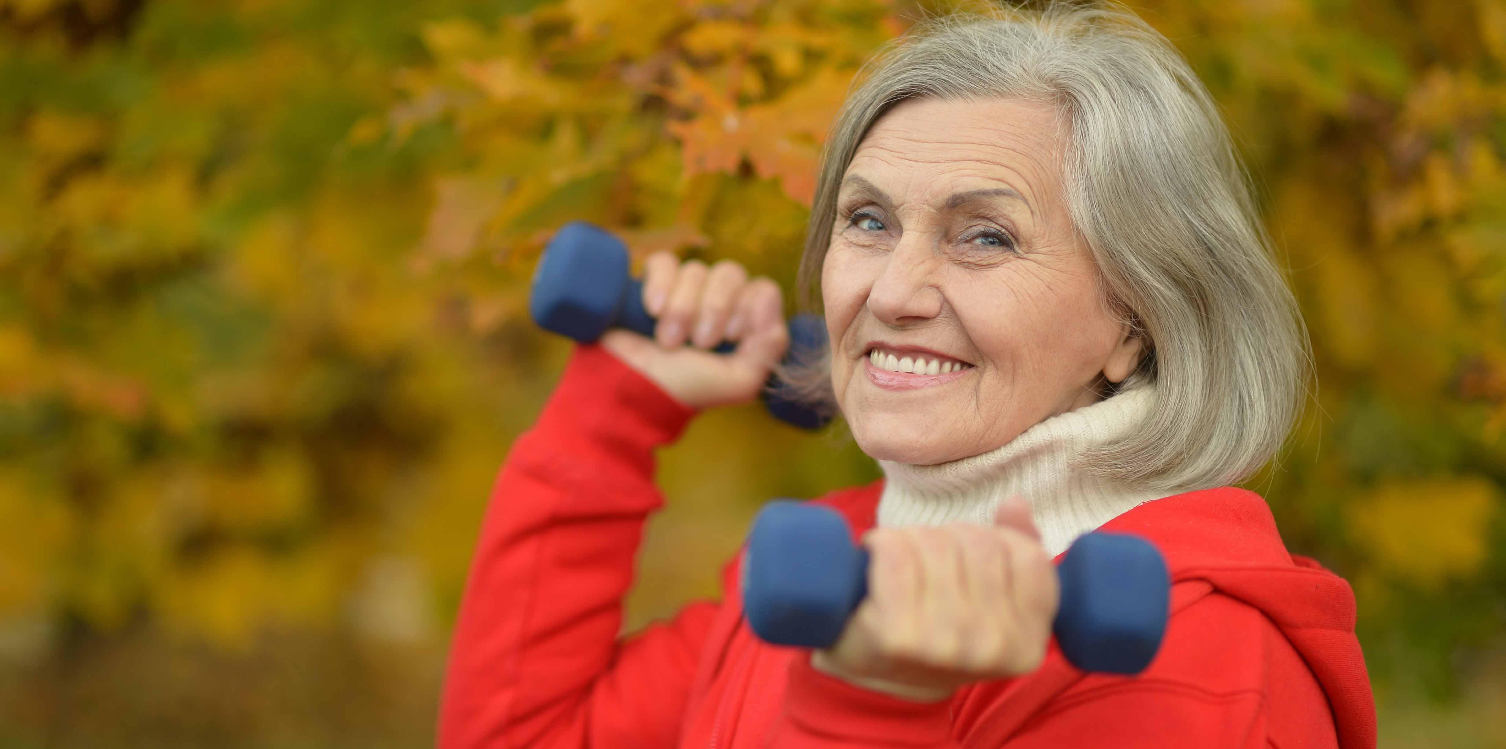 Transição para menopausa pede preparo físico