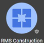 Website for RMS Construction LLC