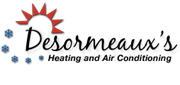 Website for Desormeaux Heating & Air Conditioning