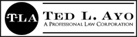 Website for Ted L. Ayo APLC