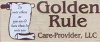 Website for The Golden Rule Care Provider, LLC