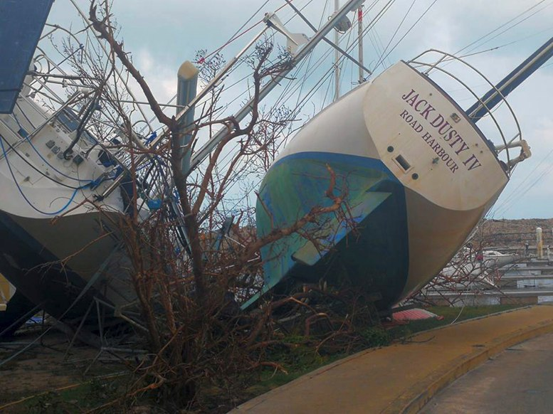 Huracán Irma: los impresionantes videos de Miami bajo el agua
