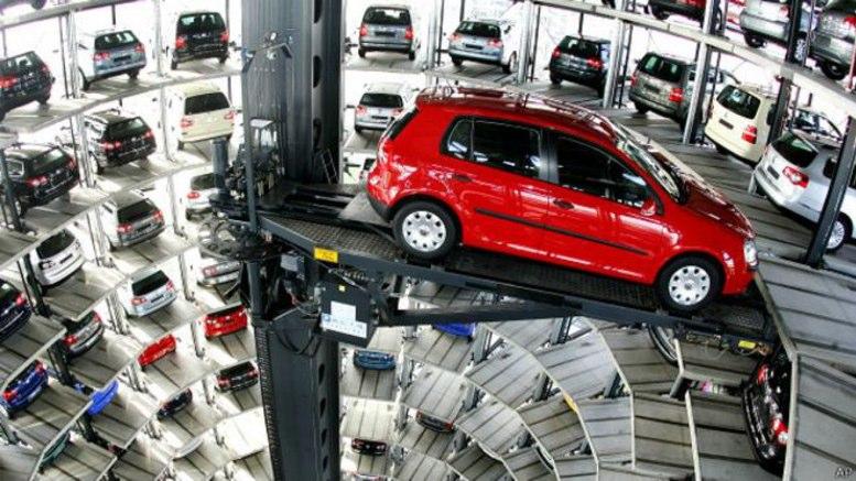 La industria automotriz alemana se aferra al diésel de cara al futuro