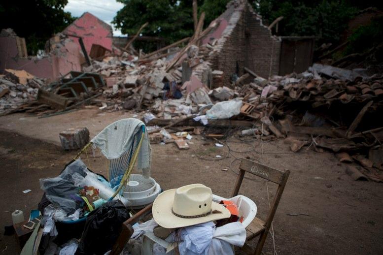 México: Sube a 95 el saldo de muertos por terremoto
