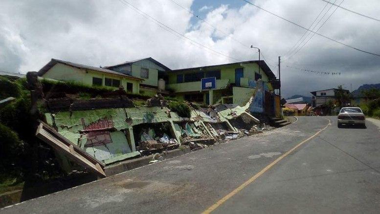 América Latina se solidariza con México tras terremoto