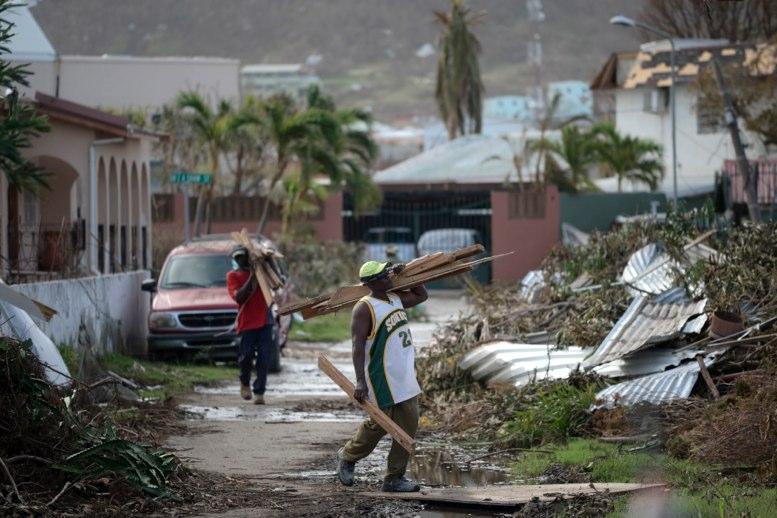 En FOTOS: así cambió Irma a las islas caribeñas