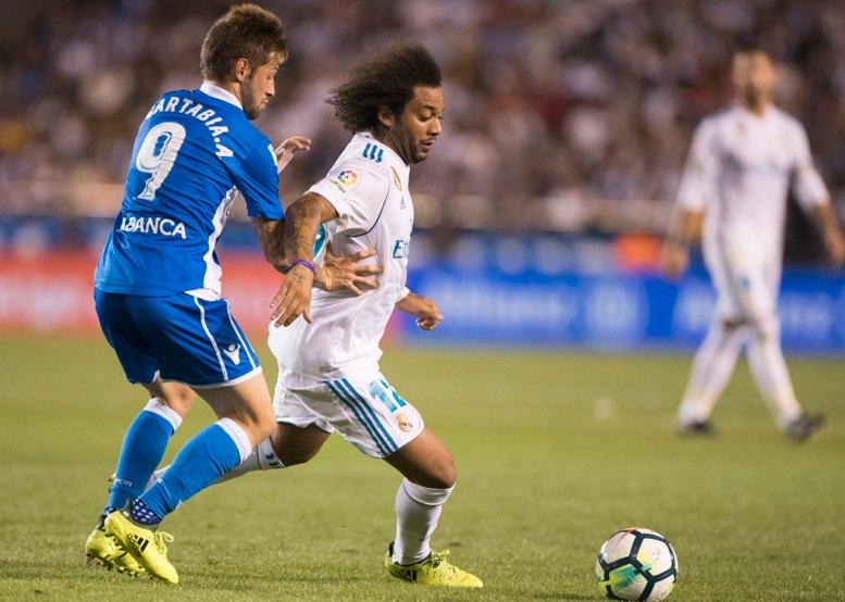 Marcelo extiende contrato con Real Madrid hasta 2022