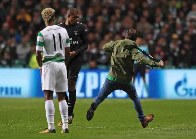 La UEFA abre expediente contra Celtic por hincha