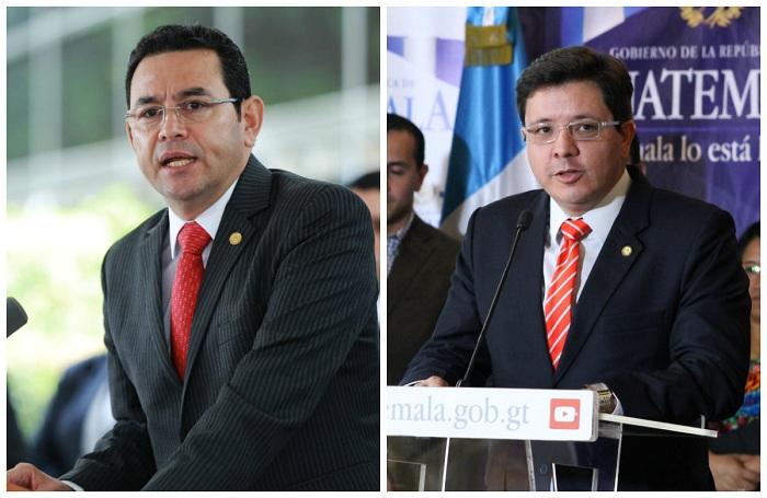 Plan de Morales que ejecutó Estrada  con políticos y empresarios cobra vigencia