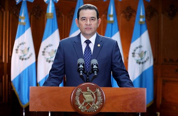 Congreso Guatemala amplía blindaje a políticos en semana crucial para Morales