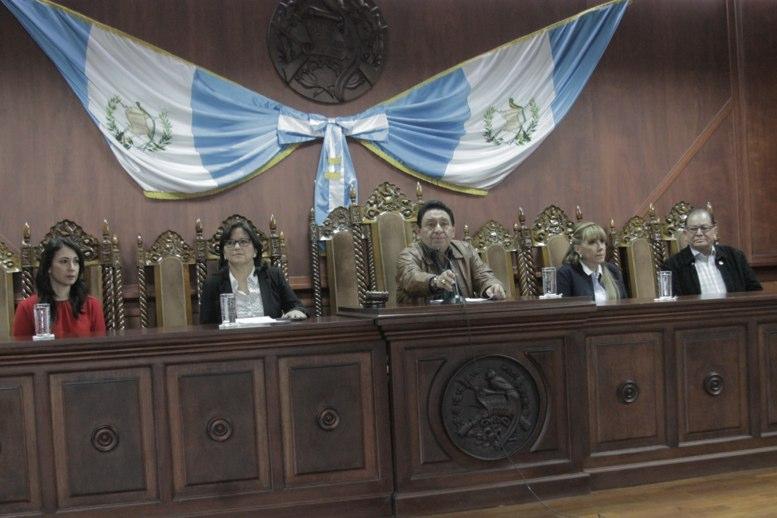 """La Corte de Constitucionalidad conocerá acciones contra """"leyes pro impunidad"""""""