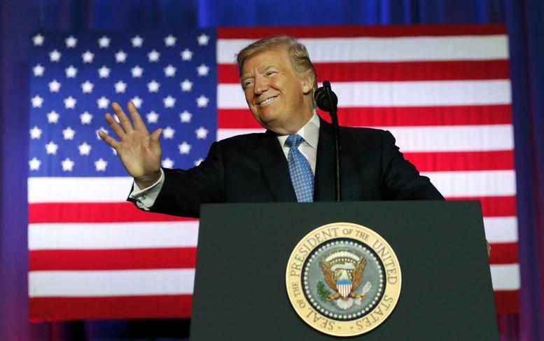 Trump visitará cinco países en su primera gira asiática