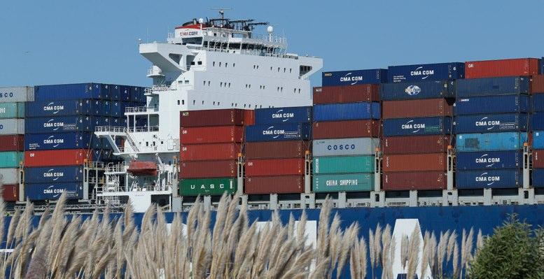 Déficit comercial de EU con México crece 25.5% en agosto