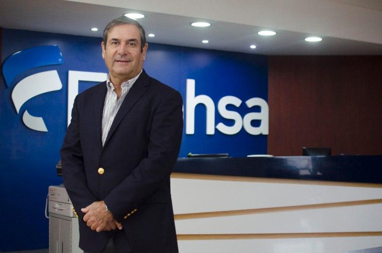 Juan Miró asume como nuevo directivo del Grupo Financiero Ficohsa en Guatemala