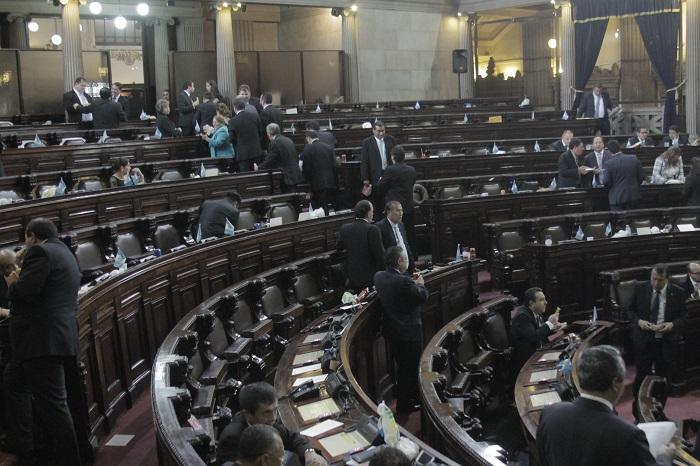 CSJ rechaza antejuicio contra 107 diputados
