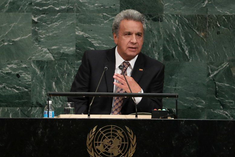 Gobierno de Ecuador apuesta por acomodo tributario y repatriación capitales