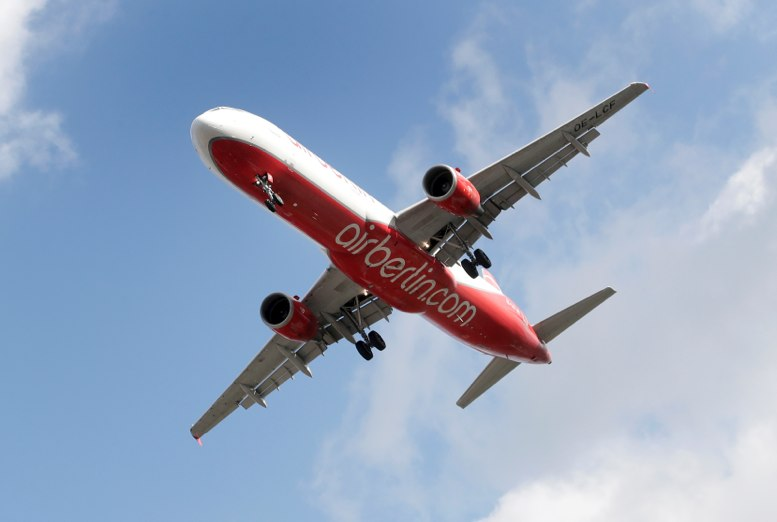 Lufthansa adquirirá partes de Air Berlin