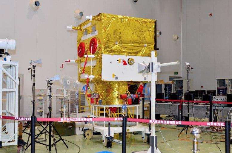 Venezuela lanza su tercer satélite con ayuda de China