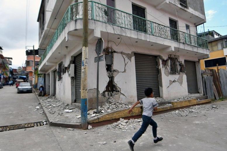 Sismos: Un riesgo latente para Guatemala y su maltrecha infraestructura