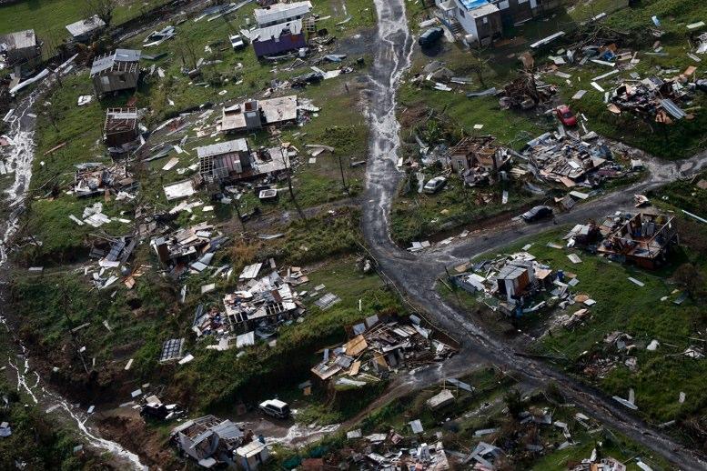 Trump a Puerto Rico: La ayuda tras el huracán no durará para siempre