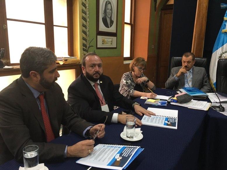 CACIF: Financiamiento ya fue abordado, no hay que tocarlo