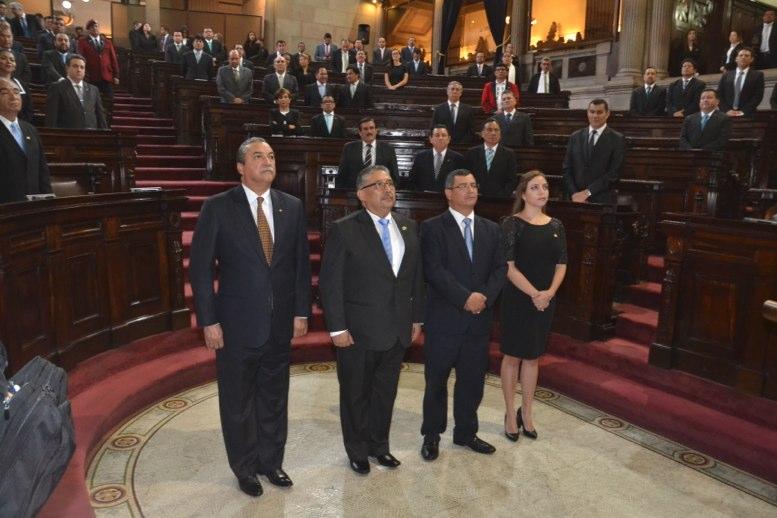 Pineda Barales asume la cuarta presidencia de la CSJ