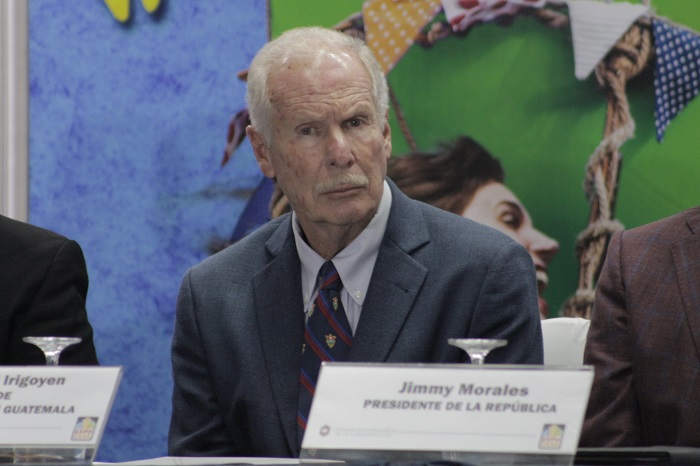 Asignan jueza pesquisidora contra Alvaro Arzú