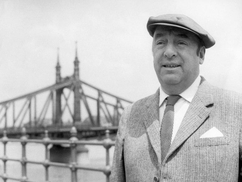 Peritos concluyeron que Pablo Neruda no falleció de cáncer de próstata