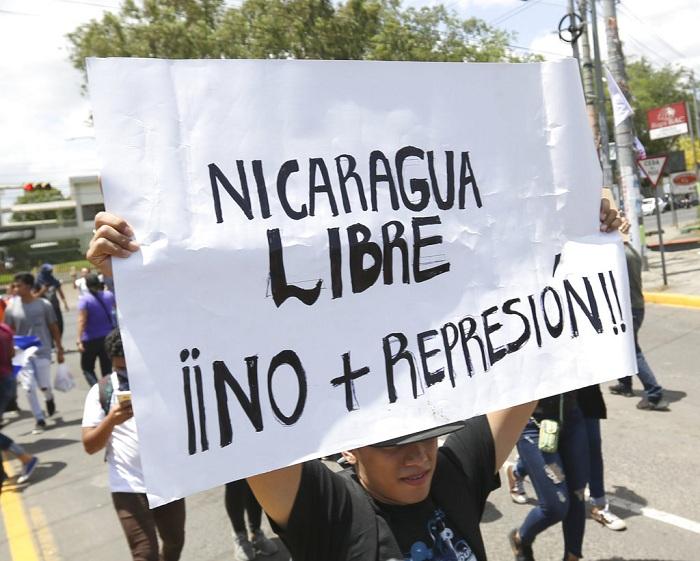 Presidente Ortega derogó reforma que originó protestas — Nicaragua