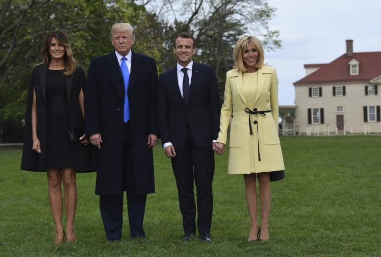 Macron pide a EE.UU. cooperación para