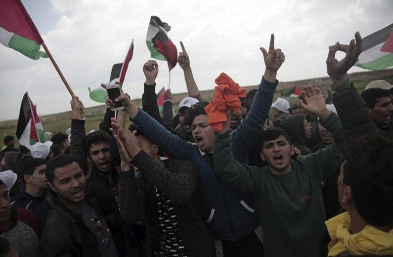 Muertes en protestas de Gaza no fueron intencionadas, dice militar israelí