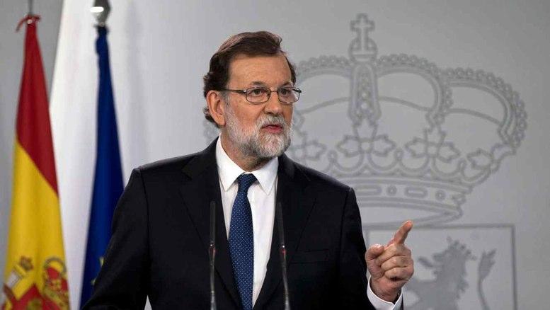 Gobierno español cierra el paso a reelección de Puigdemont como presidente