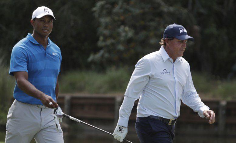Tiger Woods regresa al Abierto Británico, tras tres años de ausencia