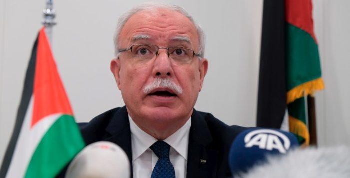 Los palestinos acusan a Israel de crímenes de guerra ante la CPI