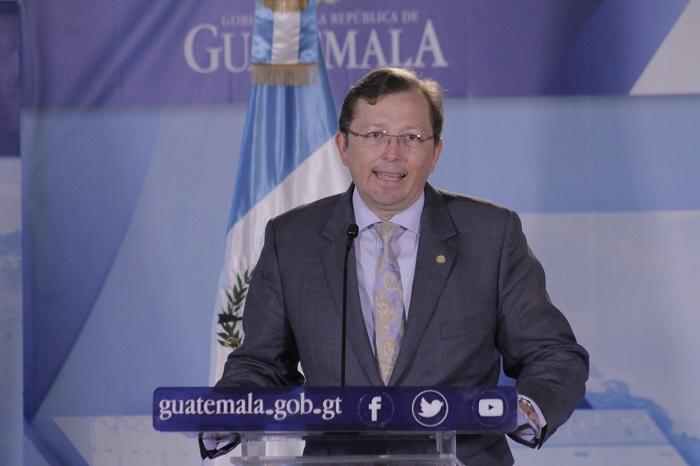 Una mujer acusó haber sido violada por el Presidente de Guatemala