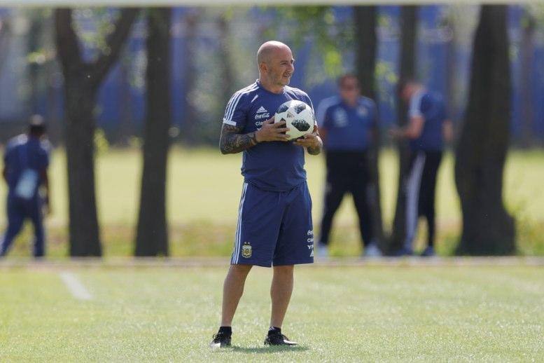 Hacen oficial la salida de Sampaoli de la Selección argentina