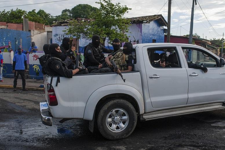 Guatemala y 12 países exigen cese de la violencia — Nicaragua