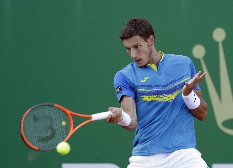 Tenis: Pablo Carreño en cuartos de Hamburgo tras la retirada de Bedene