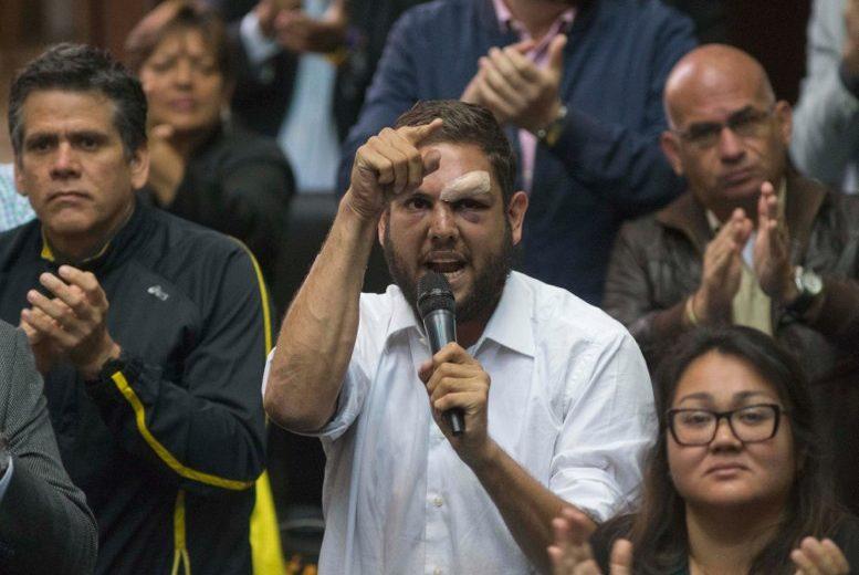 Parlamento pide desconocer orden de captura contra Julio Borges — Venezuela