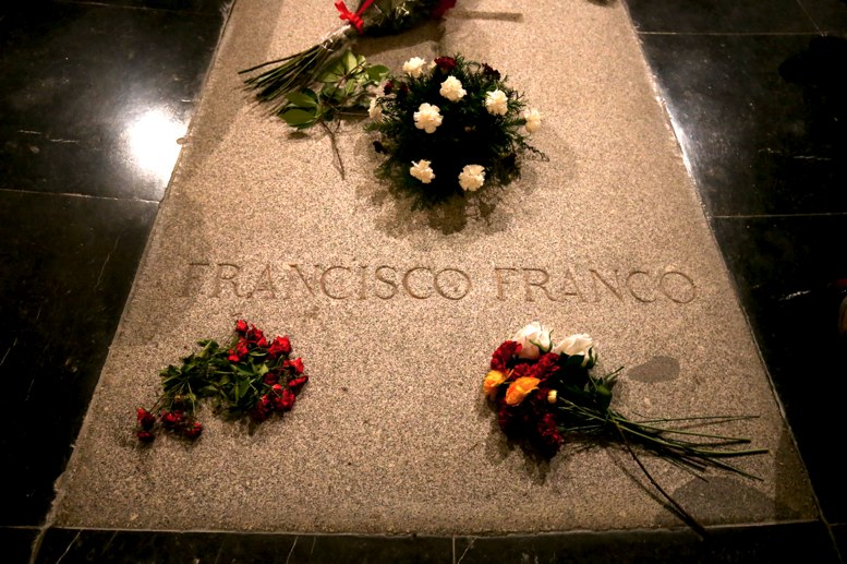 El decreto para exhumar a Franco, listo para su aprobación