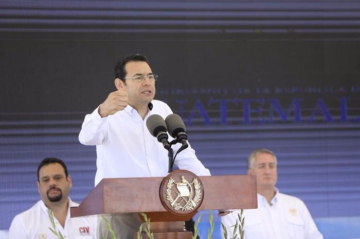Gobernadores apoyan al Presidente y piden a CICIG rendir cuentas