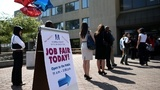 Unemployment rate falls to 7-year low